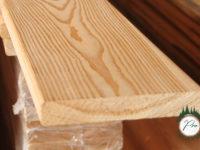 Палубная доска из лиственницы 35х140