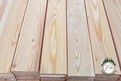 Половая доска 45х140 из лиственницы