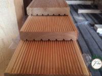 Террасная доска 45х90 из лиственницы