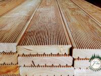 Террасная доска 28х90 из лиственницы